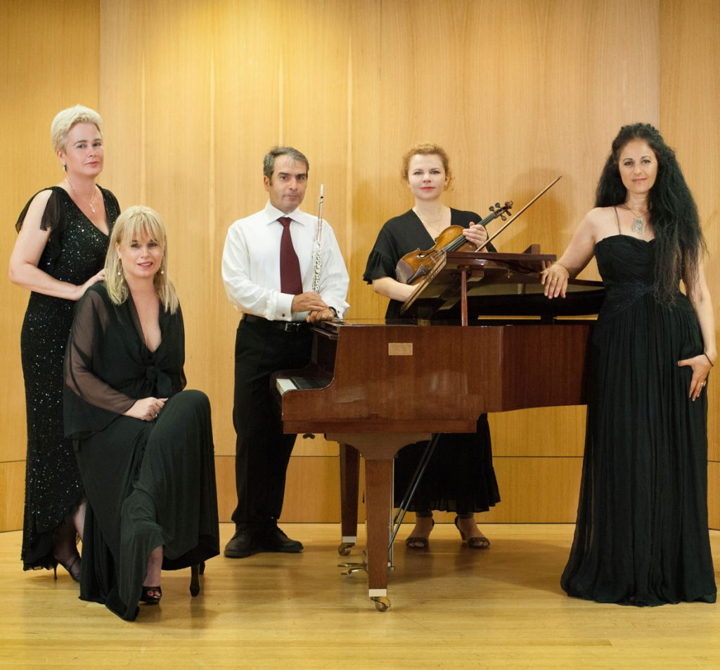 Amberlink Ensemble, Chamber Music Group