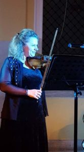 Nathalie Korniluk – Sdralis, violinist